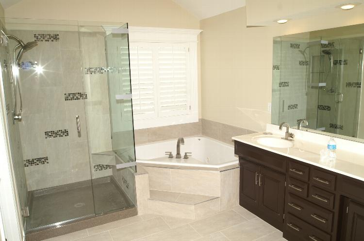Shower Renovation contractor clermont fl, bathroom remodel and renovations, shower