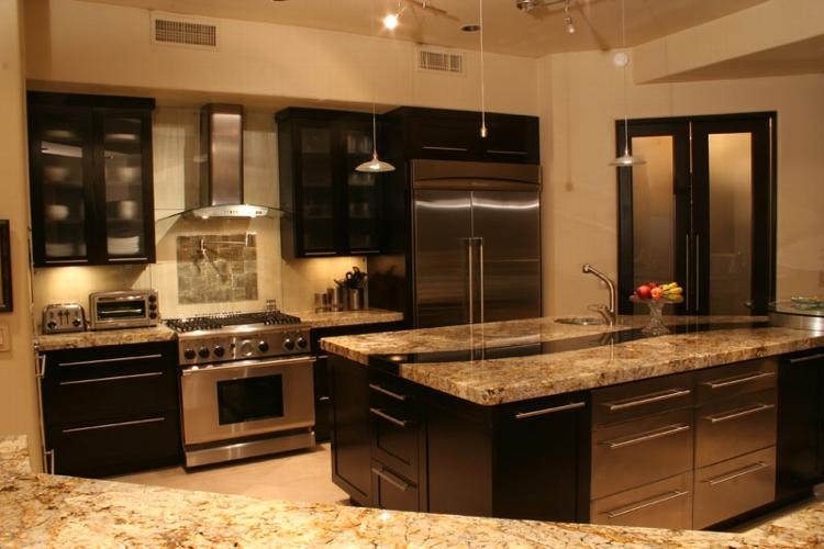Granite Kitchen Countertops In Leesburg Fl