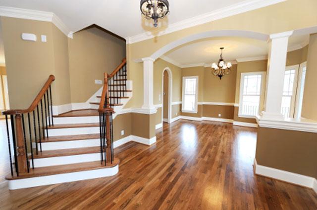 Cost Efficient Whole House Wood Flooring Hudson Hardwood